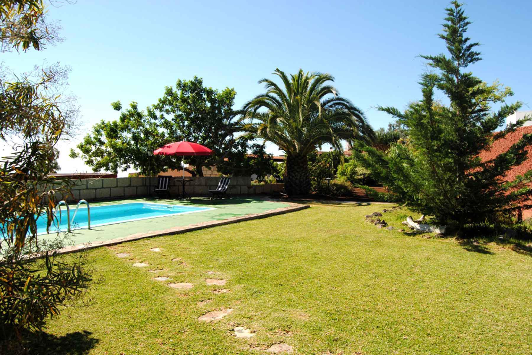 Fotos de casa del cura viejo tenerife arafo clubrural for Casa rural con piscina en tenerife