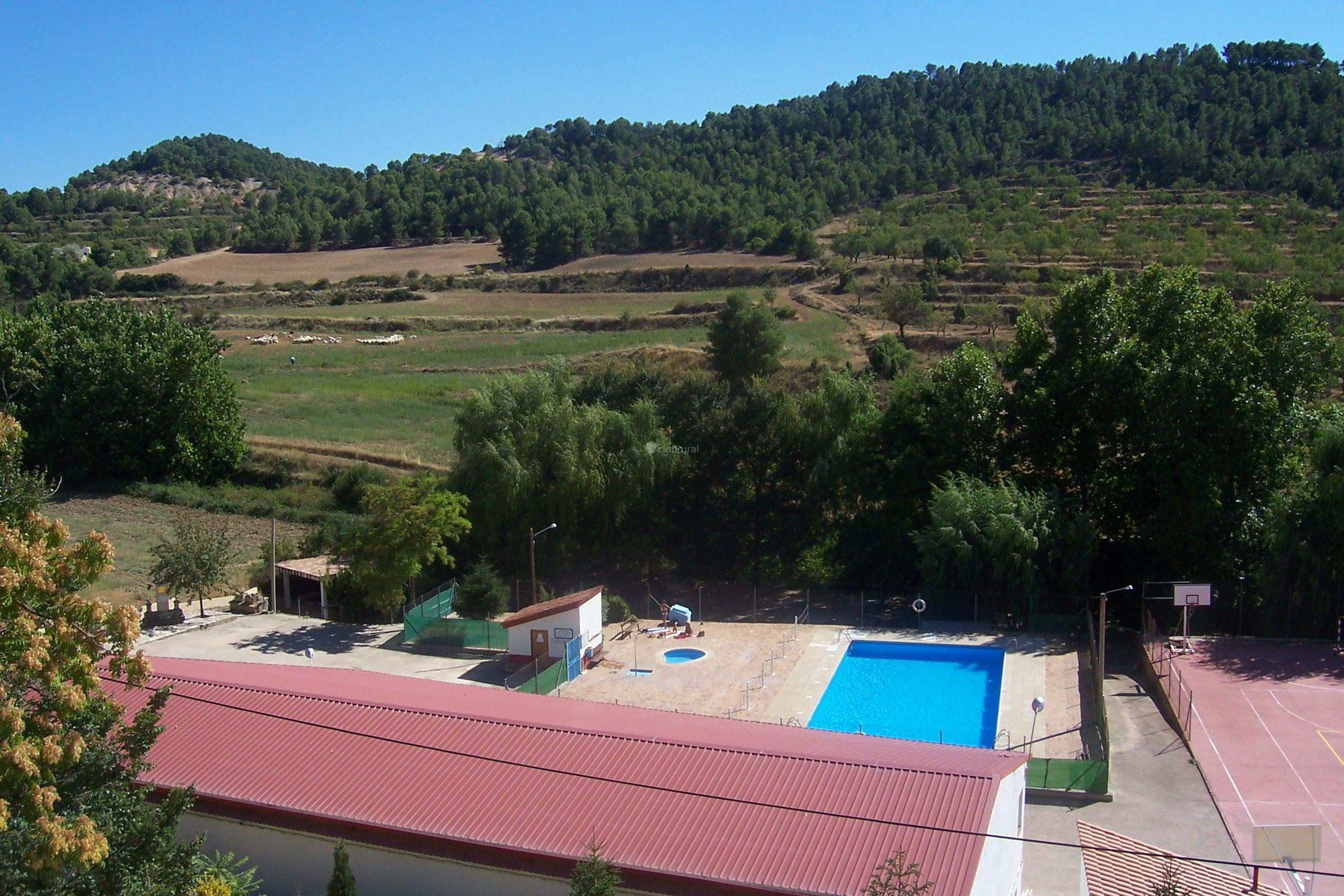 Fotos de abaric casa rural teruel la ca ada de verich clubrural - Casa rural la zubia ...