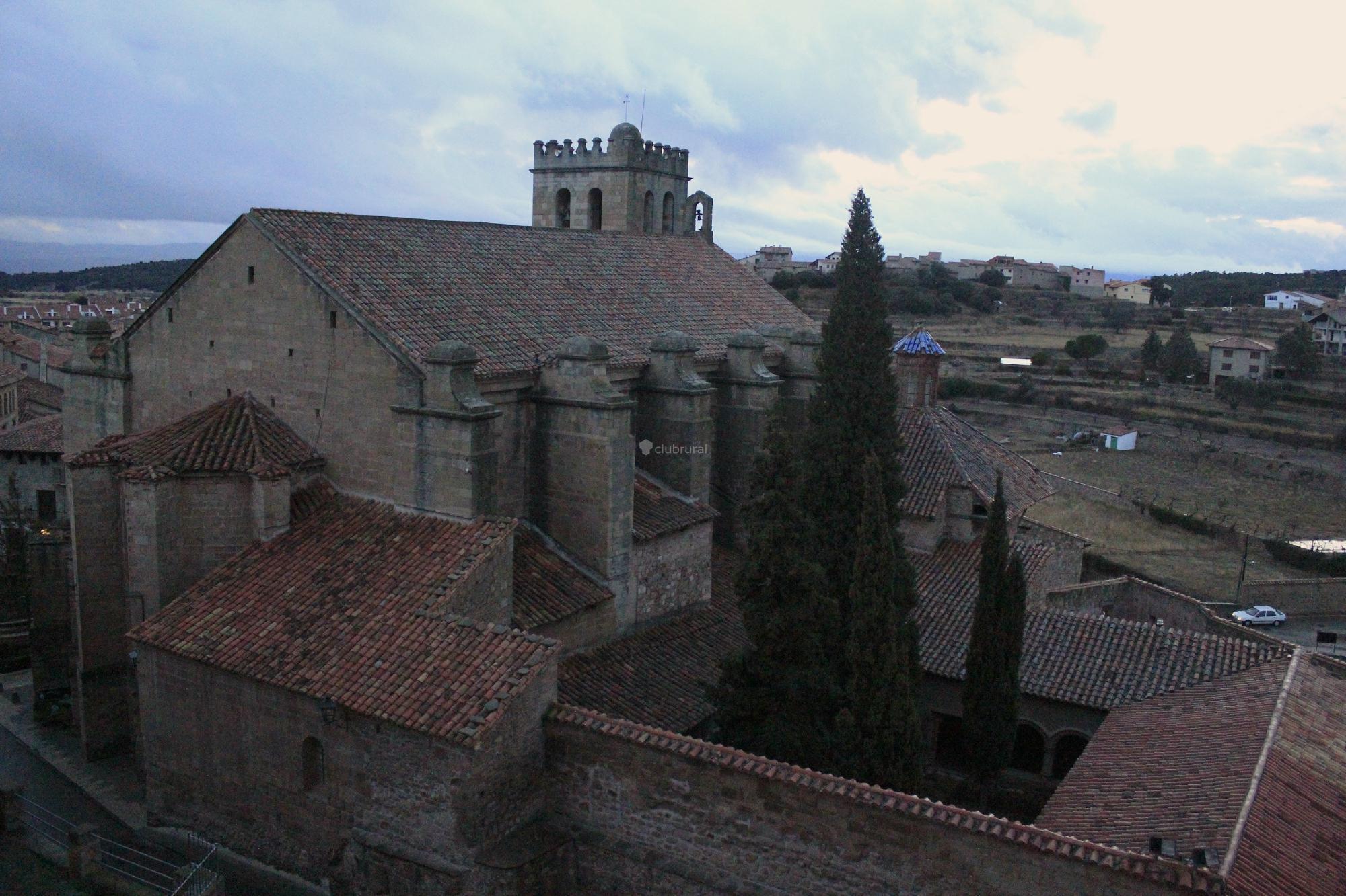 Fotos de casa 1340 teruel mora de rubielos clubrural - Casas rurales rubielos de mora ...