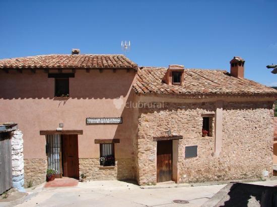 Fotos de casa de los maestros teruel moscardon clubrural - Casa rural los herrero ...