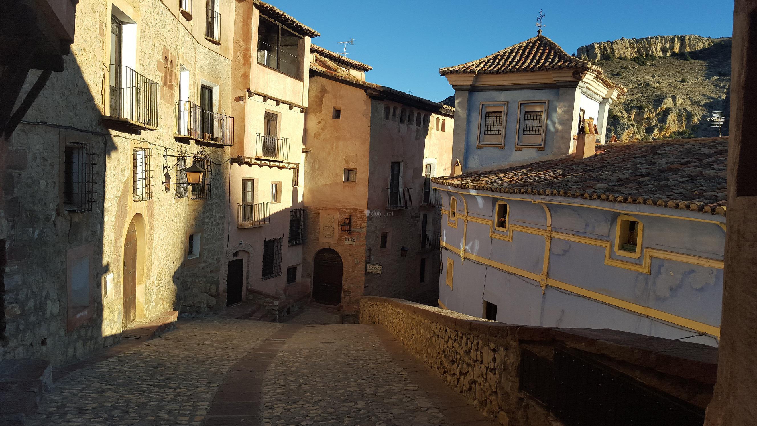 Fotos de casa do a jimena teruel albarracin clubrural - Casa rural jimena ...