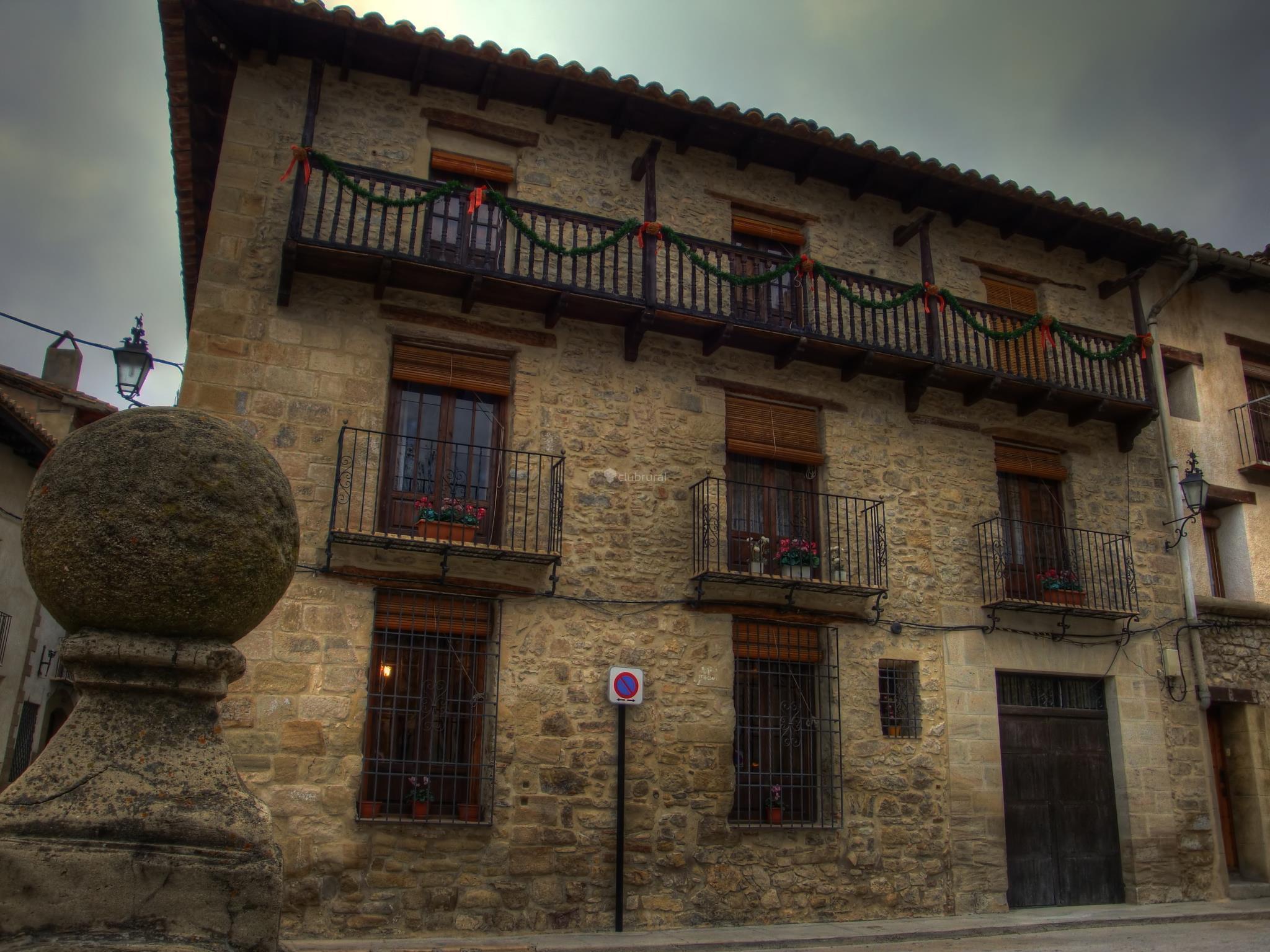 Fotos de la casa del sol teruel rubielos de mora - Casas rurales rubielos de mora ...