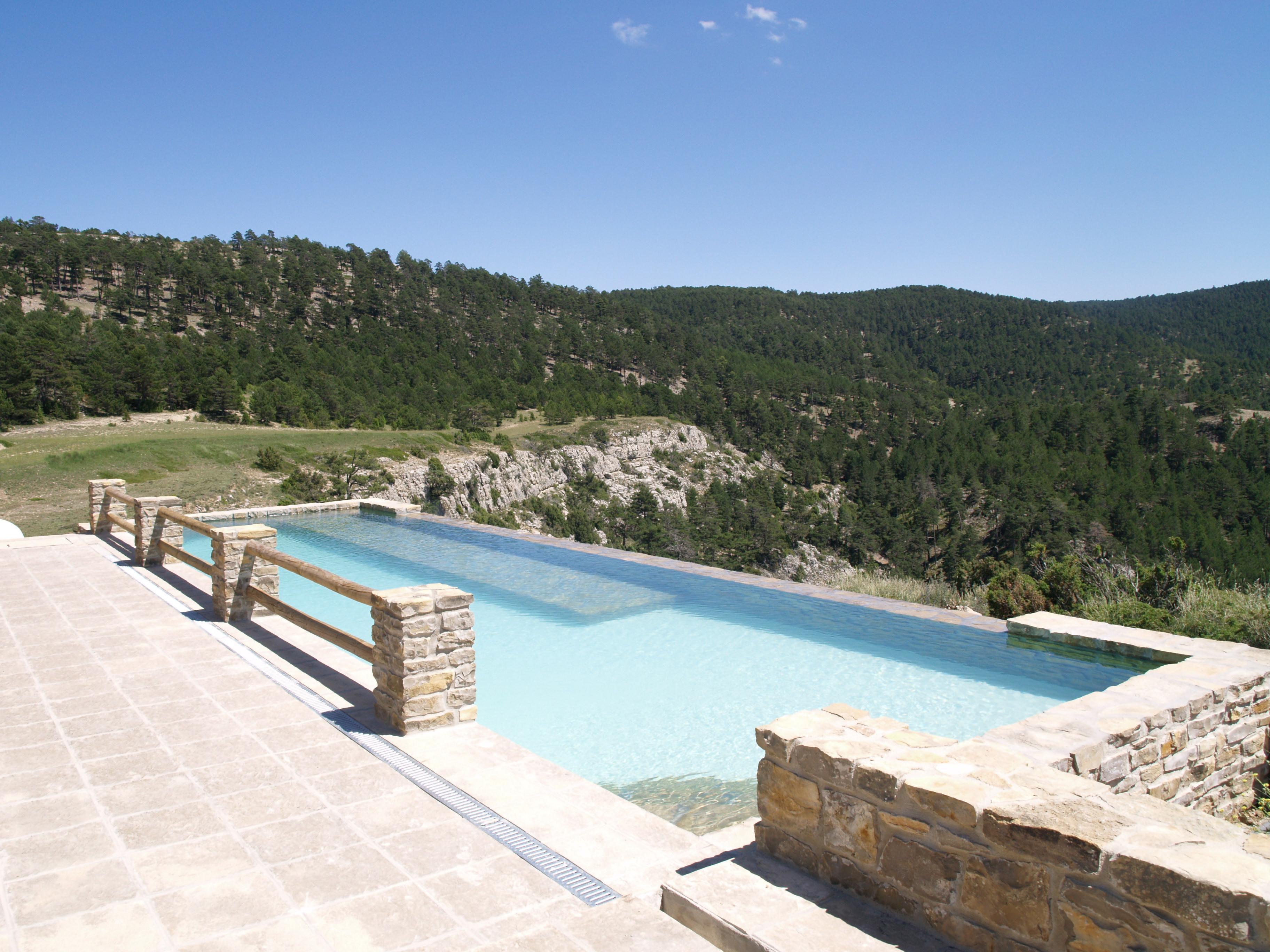 Fotos de pe a abantos teruel nogueruelas clubrural - Casas rurales teruel con piscina ...