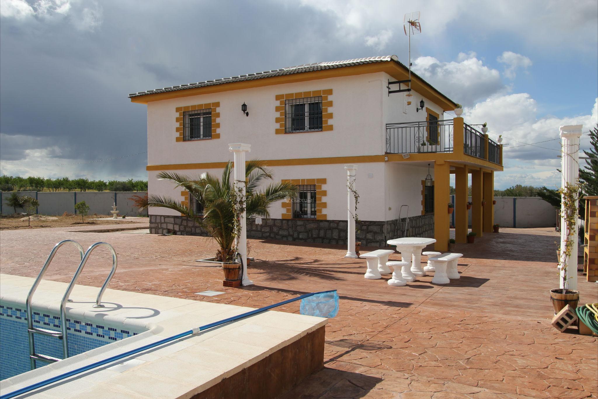 Fotos de casa rural villa palos toledo san martin de for Villa de casas