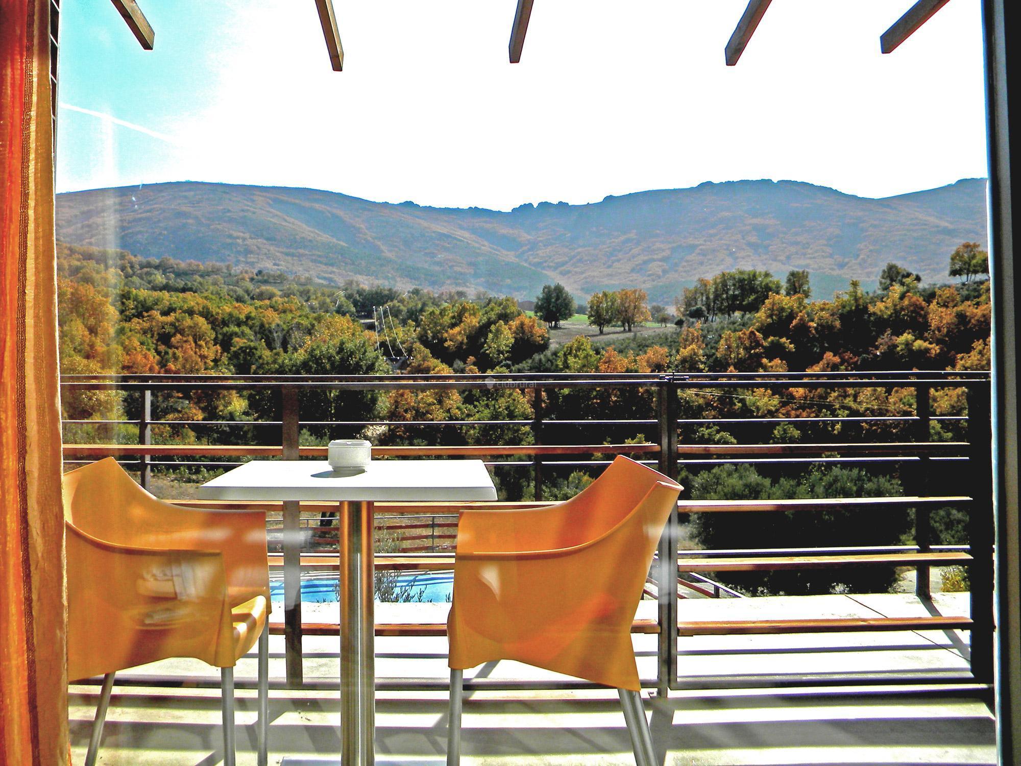 Fotos de el refugio de cristal toledo hontanar clubrural - Casa rural toledo piscina ...