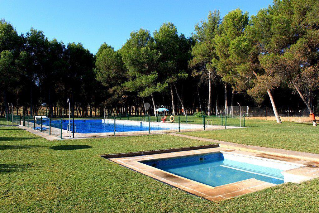 Fotos de la casa de la veleta toledo la puebla de montalban clubrural - Casa rural toledo piscina ...