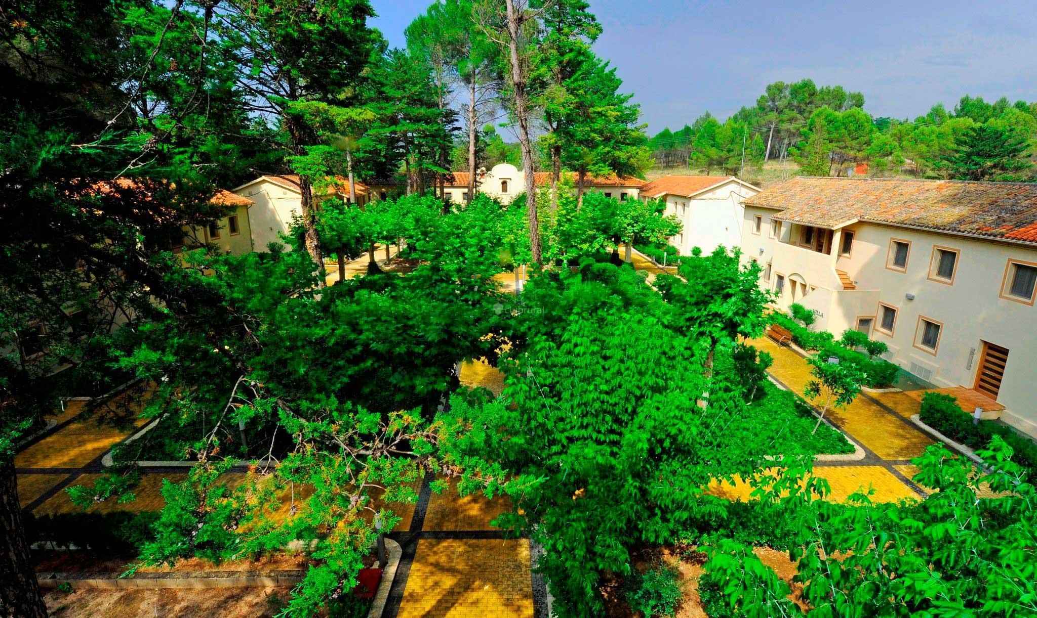 Fotos de albergue rural hervideros valencia cofrentes clubrural - Casa rural cofrentes ...