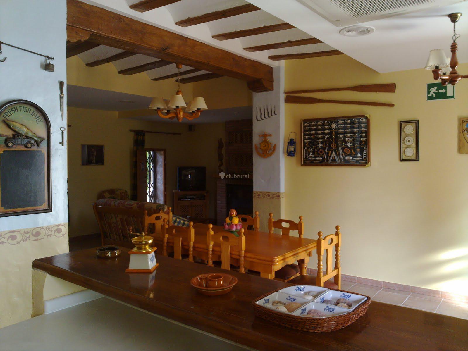 Fotos de casas de alcance valencia cofrentes clubrural - Casa rural cofrentes ...