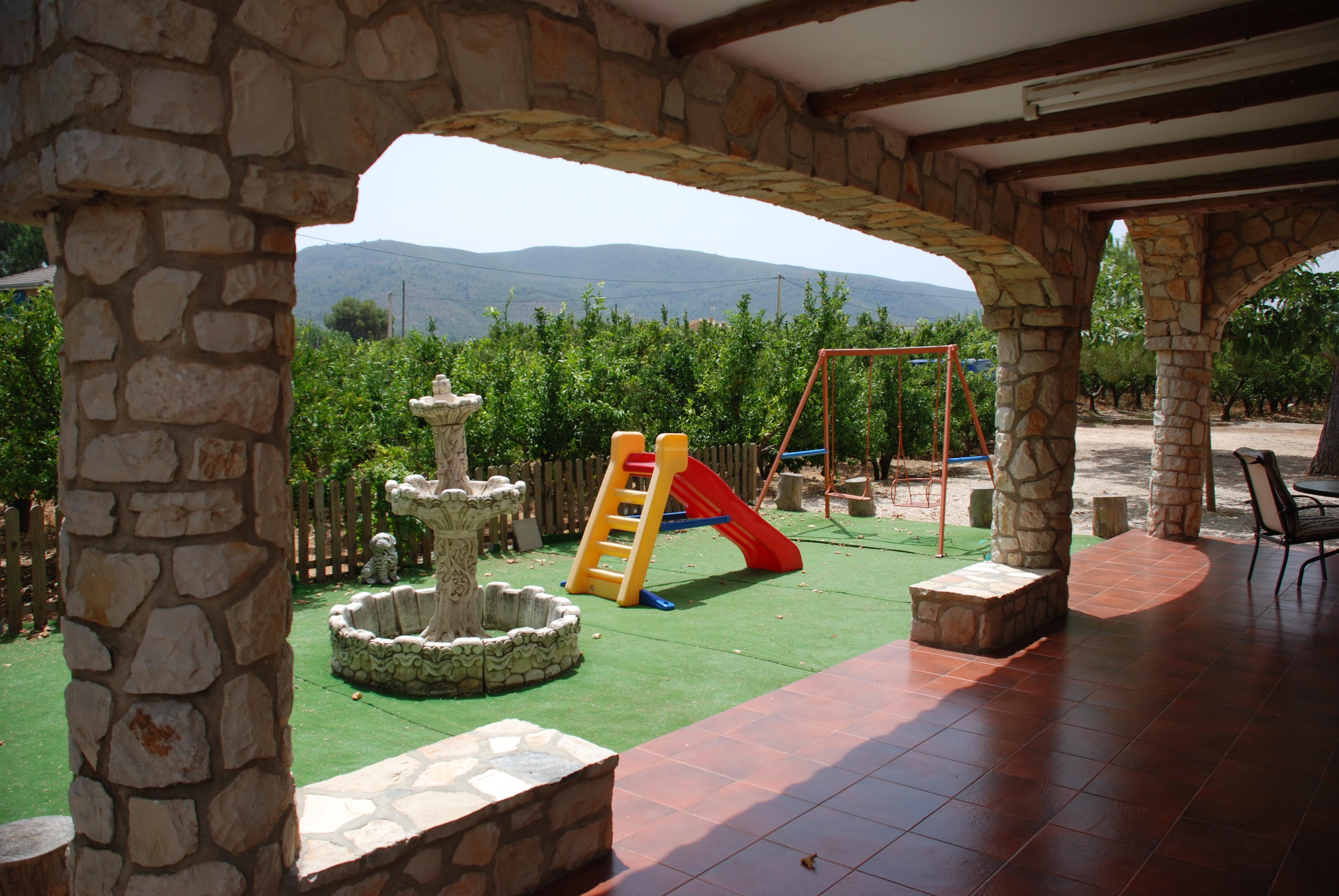 Fotos de el carrascal valencia anna clubrural for Piscina el carrascal