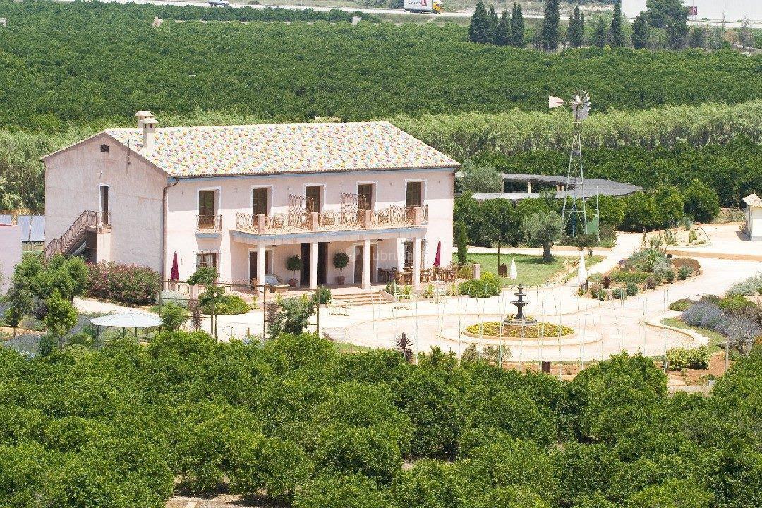 Fotos de hotel rural font salada valencia oliva clubrural - Ofertas casas rurales valencia ...