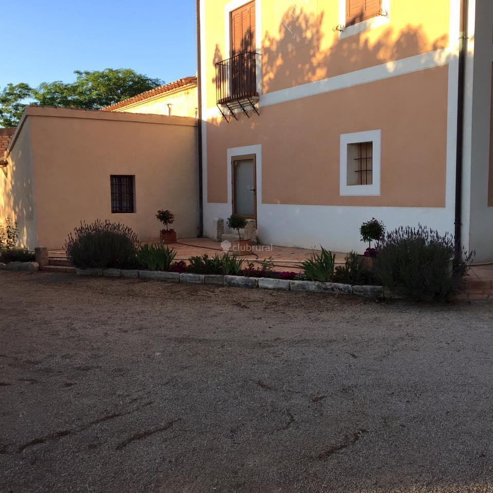 Fotos de masia la nova alcudia valencia fontanars dels alforins clubrural - Ofertas casas rurales valencia ...
