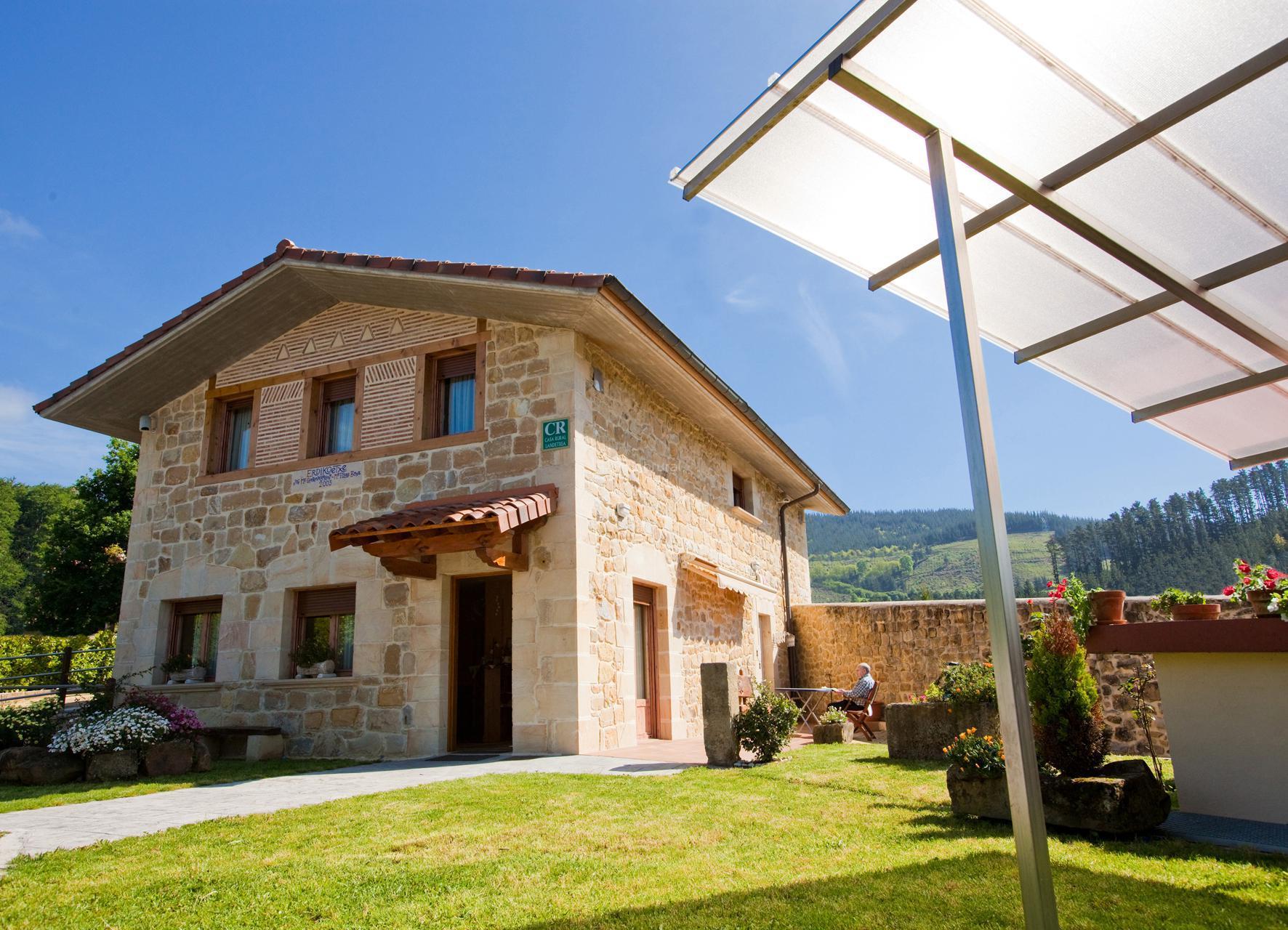 Fotos de casa rural karteruena vizcaya berriz clubrural - Casas rurales pais vasco alquiler integro ...