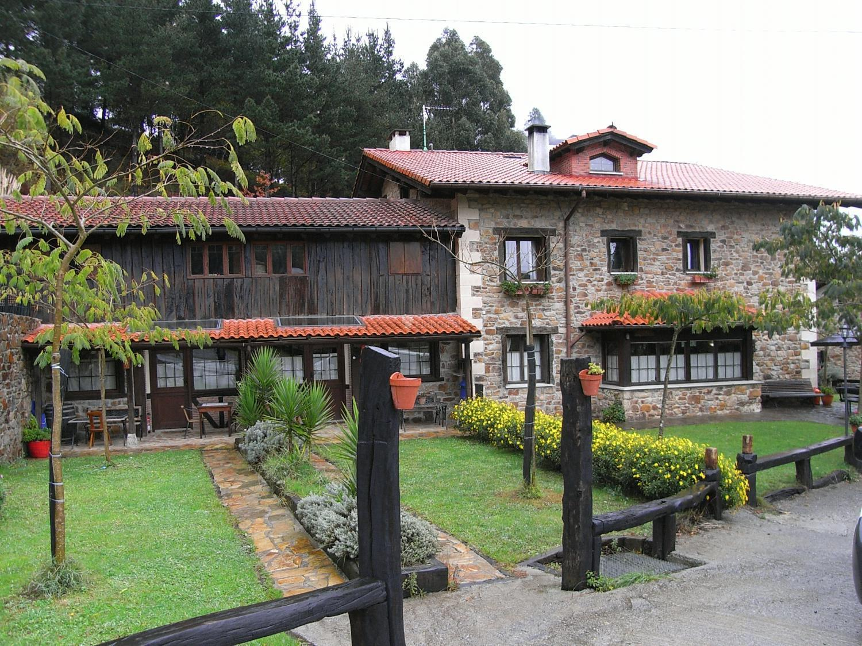 Fotos de caserio iturbe vizcaya busturia clubrural - Casa rural colmenar de oreja ...