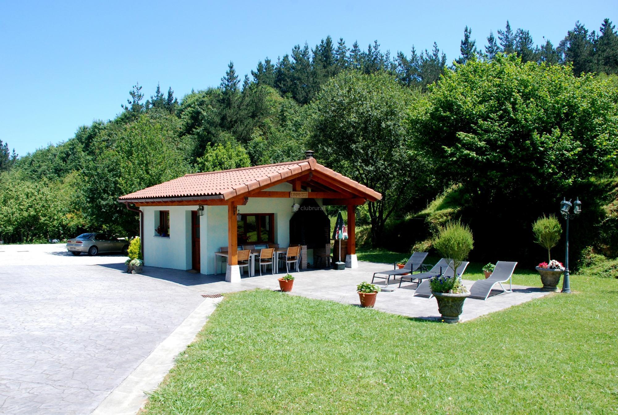 Fotos de caserio urresti vizcaya gautegiz arteaga - Caserios pais vasco ...
