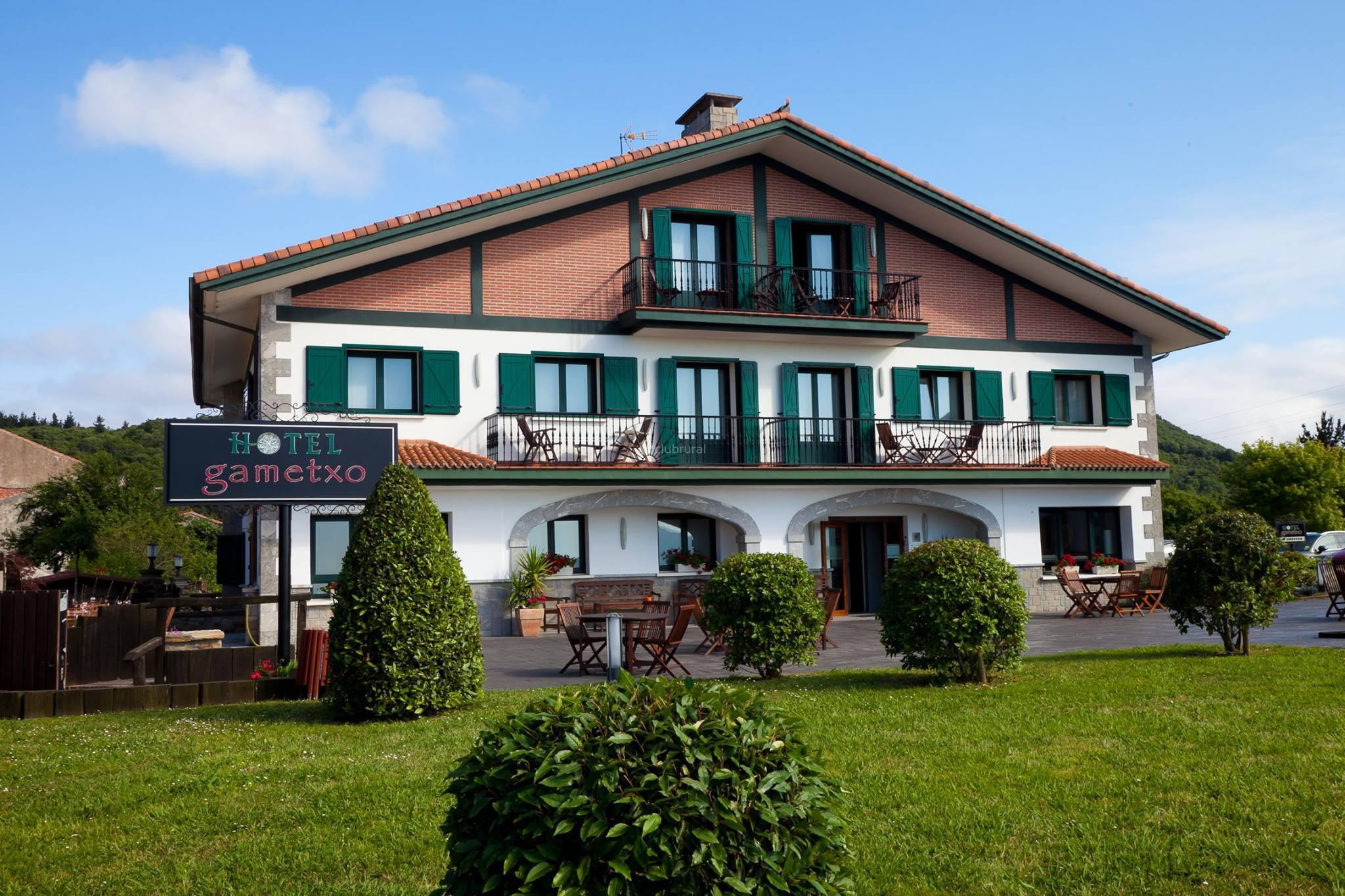 Fotos de hotel gametxo vizcaya ibarrangelu clubrural - Lurdeia casa rural bermeo ...
