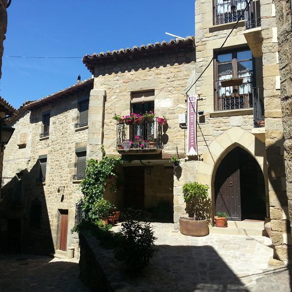 Fotos de casa del infanzon zaragoza sos del rey - Casa del infanzon ...