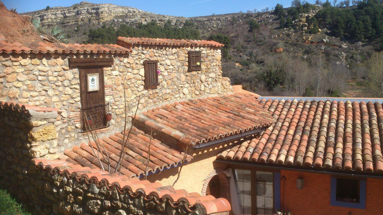 Fotos de el capricho de rosa zaragoza anento clubrural - Anento casa rural ...